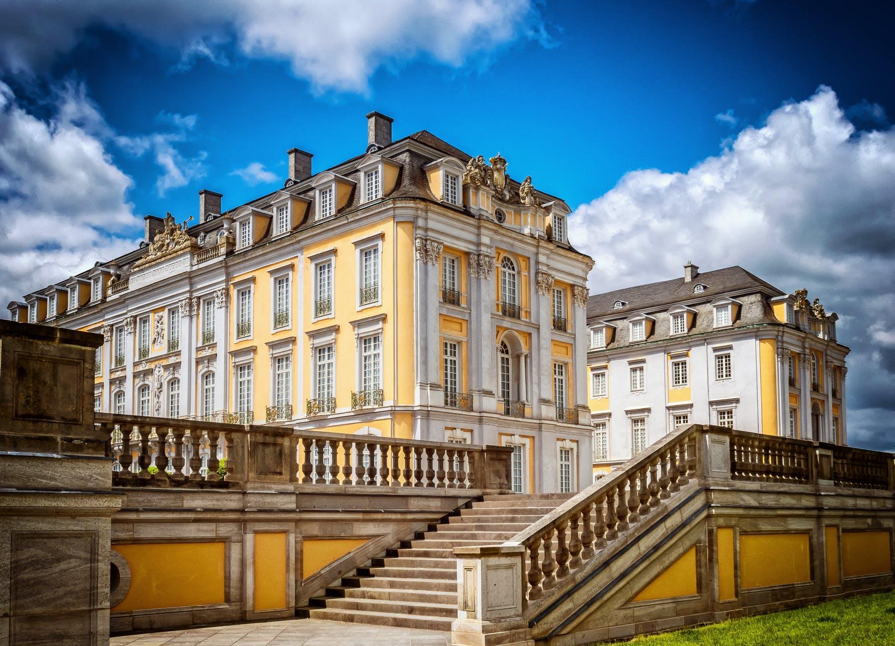 ancient architecture art augustusburg